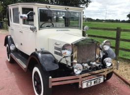 Imperial wedding car hire in Hemel Hempstead